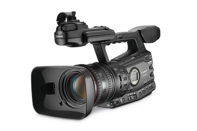 佳能XF305 & XF300新增3D拍摄功能