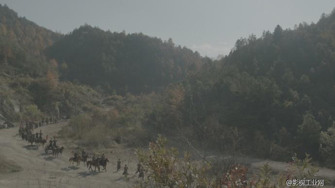 纪录片——长城之调色篇