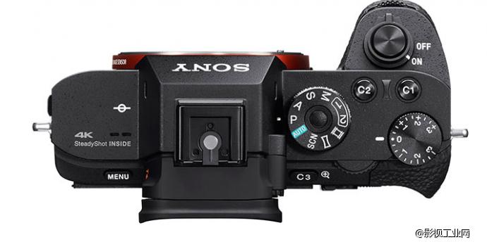 sony 發布 4k內錄全畫幅 s-log2 單反相機 a7r ii