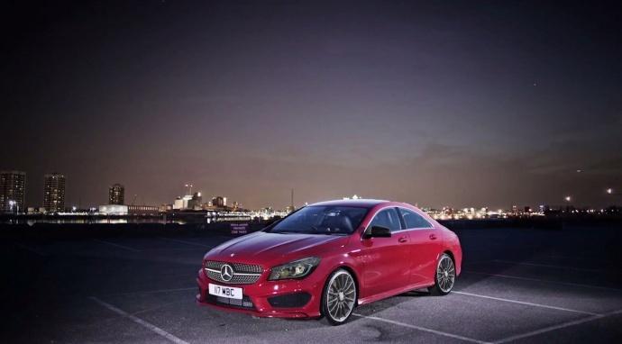 【商业大片】就是那一抹惊艳的红 当佳能C300与奔驰不期而遇