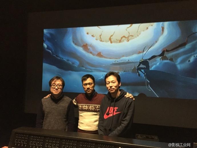 专访|《西游记之大圣归来》声音设计何威