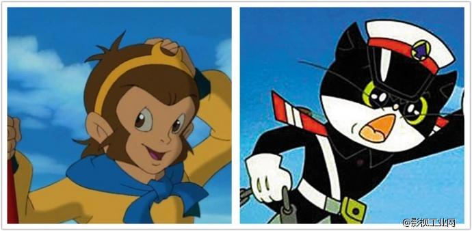 小时候,孙悟空,黑猫警长曾是我们儿时的超级英雄.