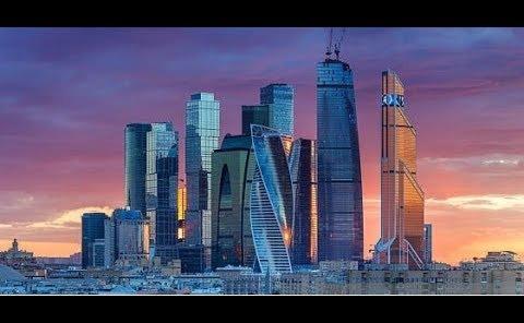 莫斯科夜色 8K延时之旅--2018世界杯举办地俄罗斯摇篮曲