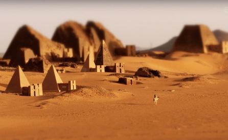一次令人惊叹的延时旅行,神秘的非洲宝石苏丹