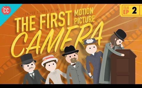 电影历史课-你知道世界上第一台电影摄影机是谁发明的吗?