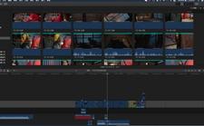Final Cut Pro X未来感十足的磁性时间线设计了解一下