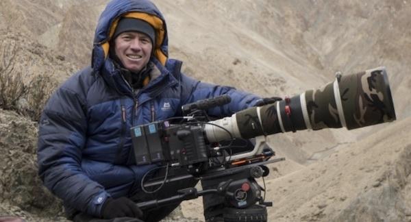 BBC拍纪录片,会如何使用设备?