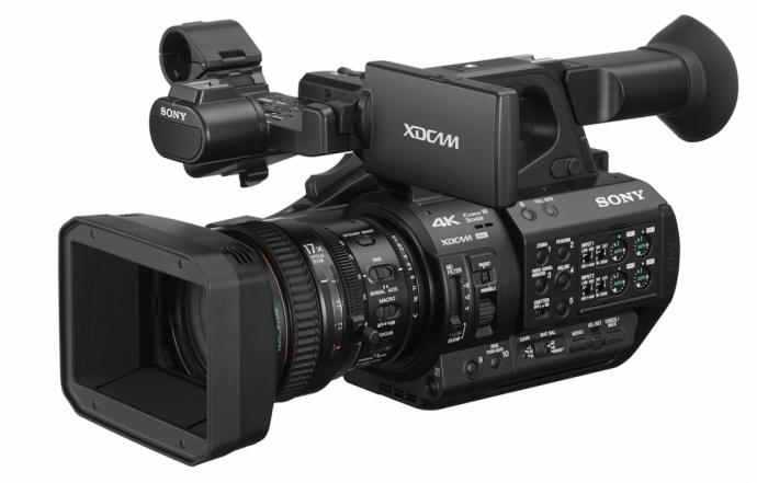 NAB 2018丨索尼发布PXW-Z280、 PXW-Z190 两款4K摄录机,支持 4K 4:2:2 10-bit