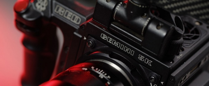 NAB 2018 | 这是你们垂涎已久的RED GEMINI 5K上手亲测解析!