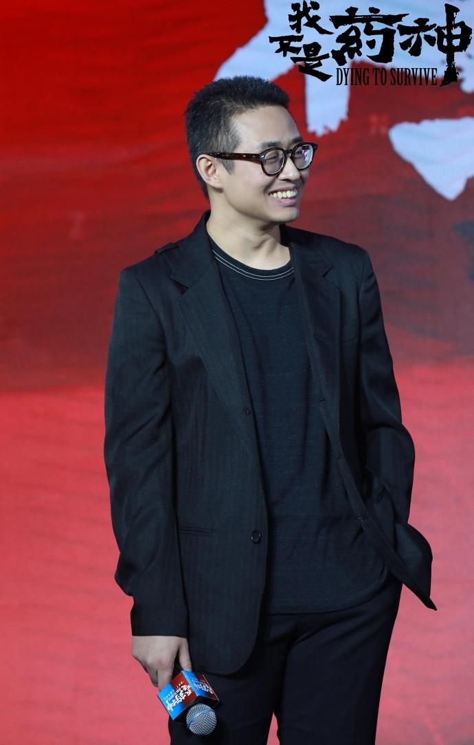 宁浩徐峥5度合作!《中国药神》更名《我不是药神》,7月6日登录暑期档!
