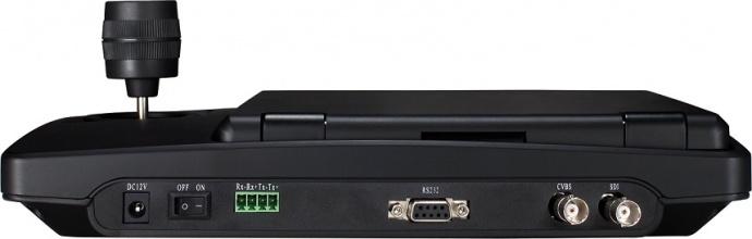 HD-SDI可视化车载高清摄像机控制键盘