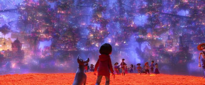 《寻梦环游记》致我们终将去到的美好世界之故事与剧作要素