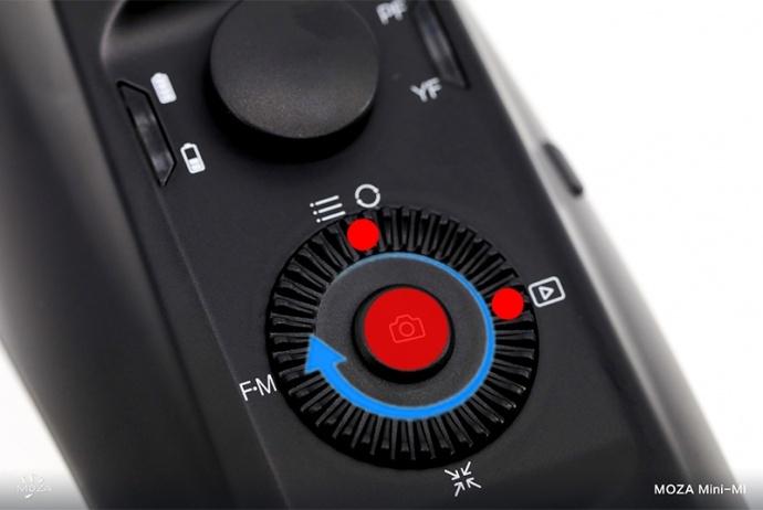 全球领先支持手机无线充电的稳定器——魔爪Mini-MI入门教程