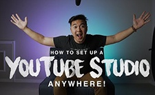 Vlog   如何在任何地方设置移动制作工作室?