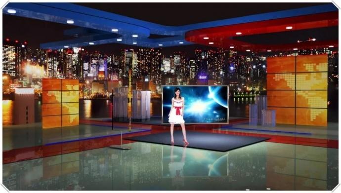 如何搭建一个低成本的虚拟演播厅