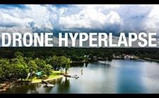 一个简单方法使用无人机拍摄HYPERLAPSE 延时
