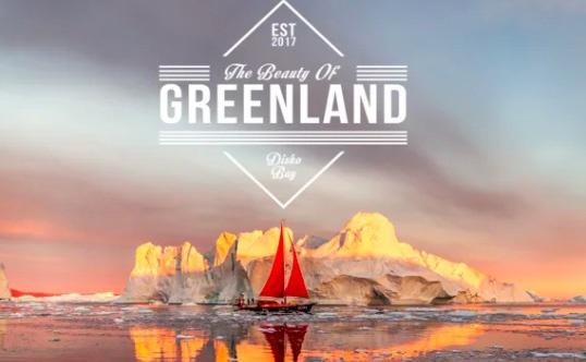 至纯至净,美丽格陵兰岛 4K HDR