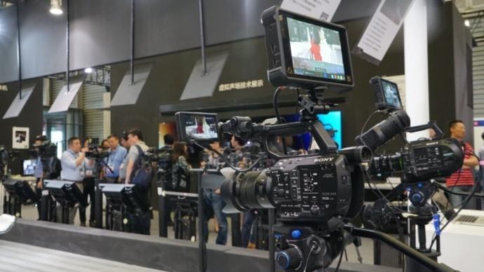 索尼亮相 2018 NAB Show SH ,PXW-Z190真机体验揭神秘面纱