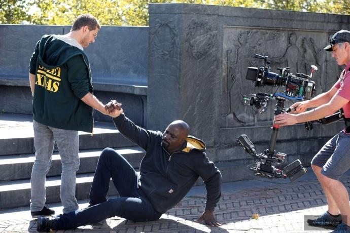 漫威英雄《Luke Cage》第二季硬派上线,RED WEAPON DRAGON 6K 拍摄