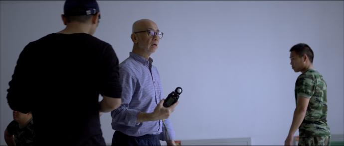 RED 数字摄影机与电影摄影的艺术—鲍德熹专访
