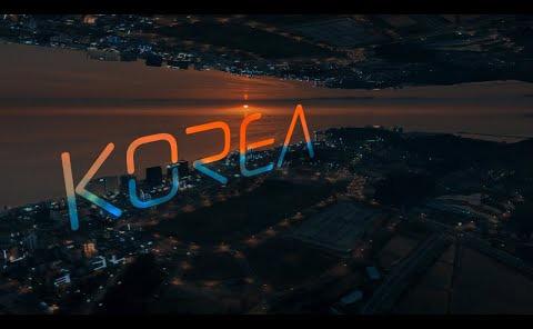 """震撼了!超现实无人机航拍延时""""韩国镜像世界"""""""