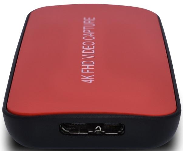 派尼珂超高清4K HDMI转USB3.0采集盒