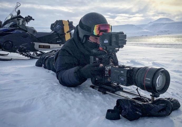 -30º严寒下追拍北极熊,他们是如何做到的?