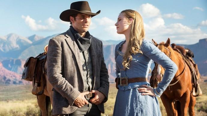 《西部世界》第一季摄影指导访谈
