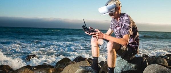随心所欲的极限运动电子化——FPV穿越机花式freestyle