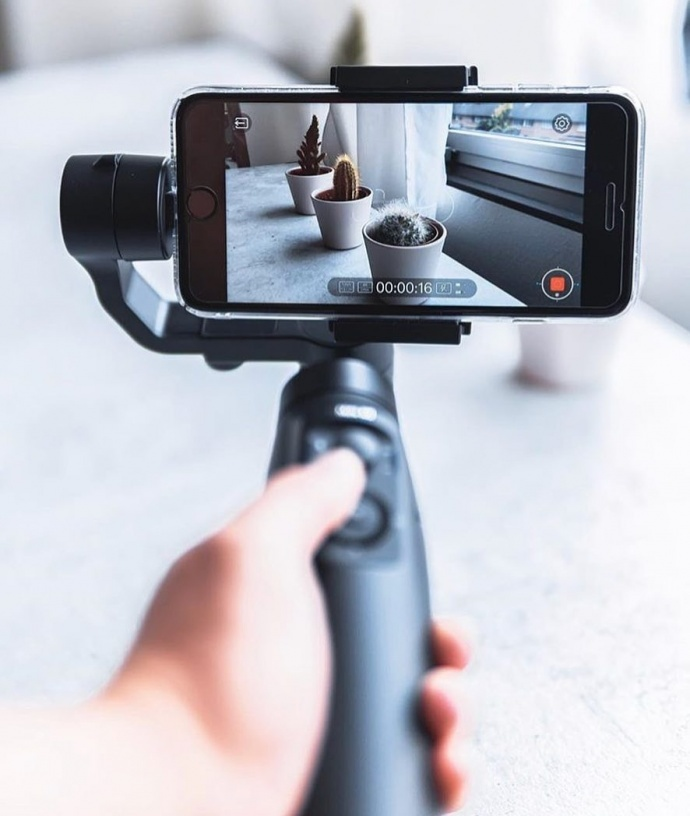 魔爪Mini-MI高级延时摄影功能已上线!是时候在抖音拍出10万+的小视频了