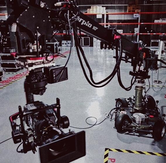 摄影师和工程师之间发生着怎样的化学反应?