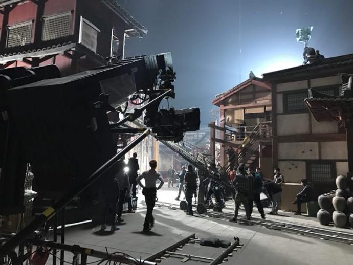 """六台 RED 实拍 3D,打造动作视效""""奇观""""——专访《狄仁杰之四大天王》摄影指导蔡崇辉"""