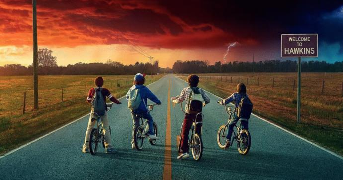 两届连获艾美奖提名,《怪奇物语》 用 RED 复原80年代胶片感