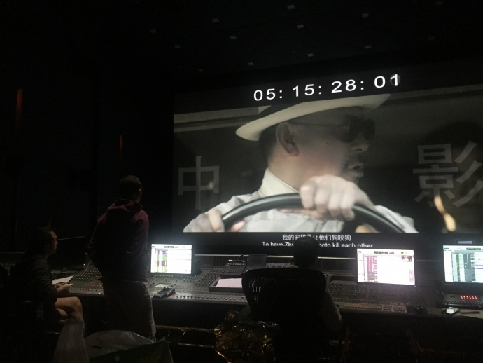 用声音读懂姜文:专访《邪不压正》声音制作团队丨画外hoWide