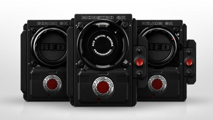 RED 数字摄影机 DSMC2 系列产品亮相 BIRTV