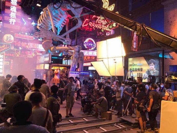 8K 高帧率,RED 拍摄特效电影《爱情公寓》——专访摄影指导车亮逸