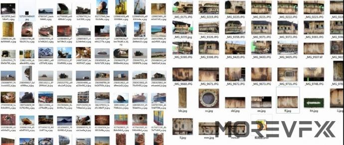【TECH】MORE VFX 《一出好戏》视效花絮Part.1·大船资产制作