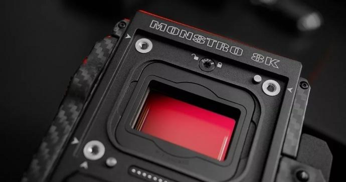 创影社交货5台 RED MONSTRO 和安琴 EZ 镜头,全力进入全画幅时代!
