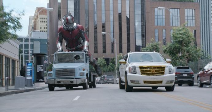 """大场面中的""""精华"""",RED 摄影机助力《蚁人2》特效拍摄"""