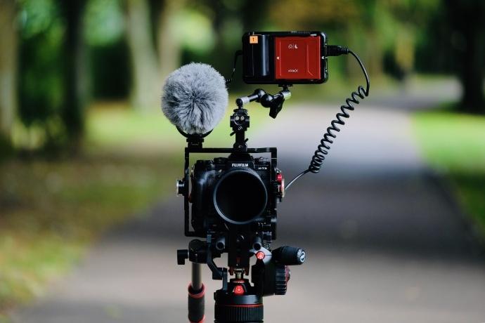 富士发布全新无反相机,Ninja V支持最高规格录制