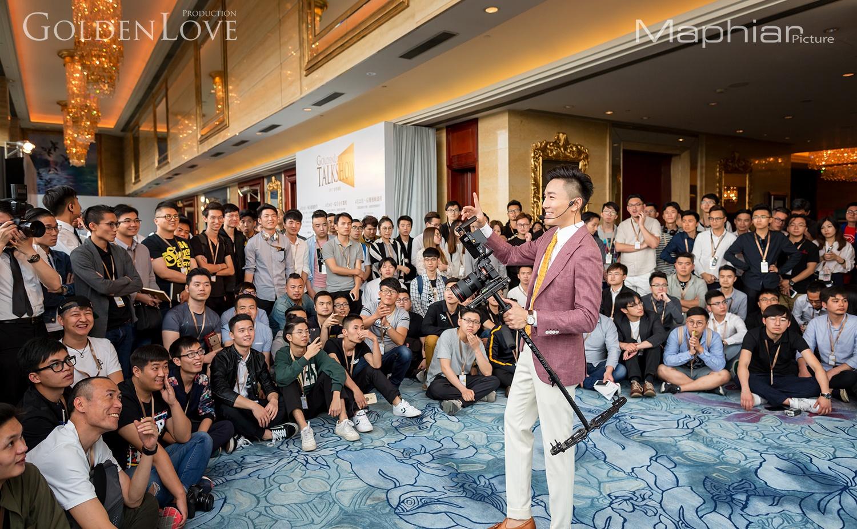 婚礼团队GoldenLove:从新手到行业知名,我们的目标远不止此