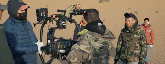 从沙漠到高原,片场必备的效率神器如影 2