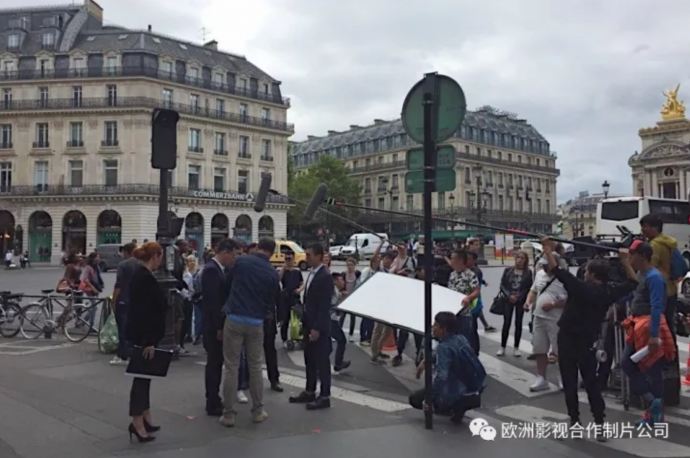 政策 | 法国国际制片税收优惠政策,最高30%减免