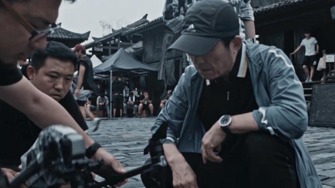 电影航拍 | 无人机视角演绎《影》的水墨杀场