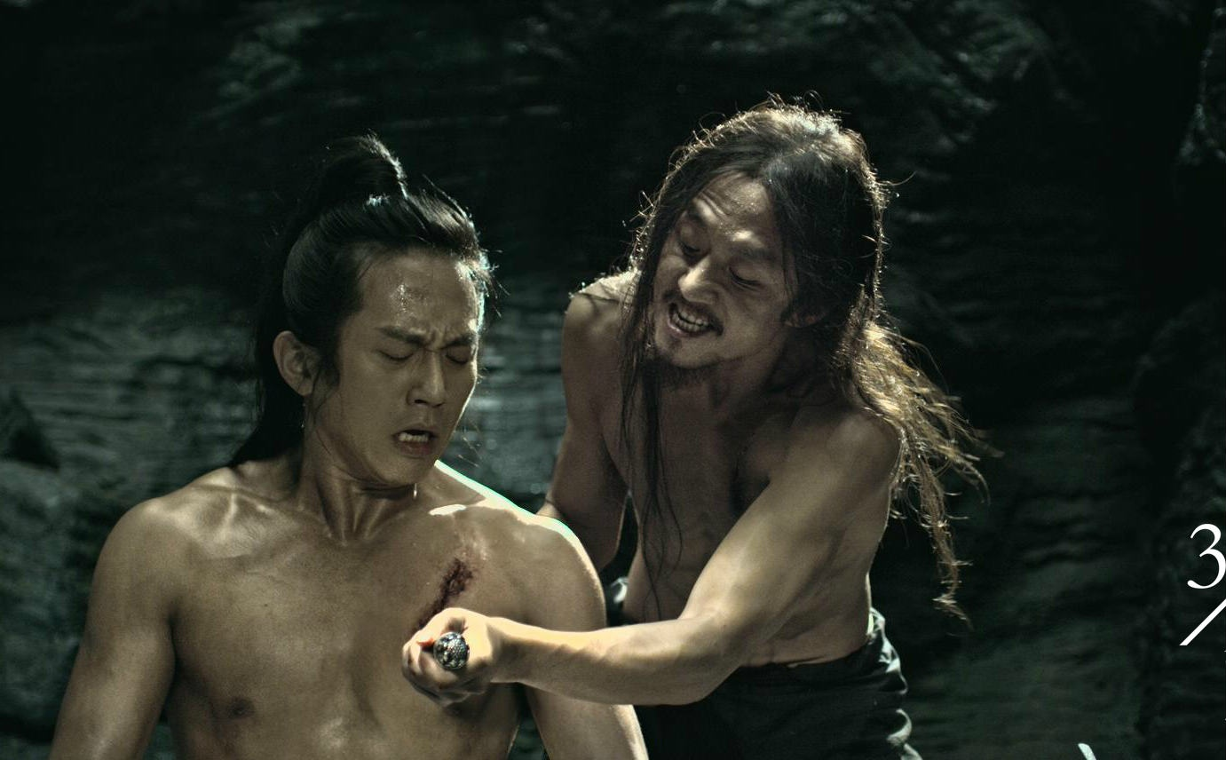《影》如何实现两个邓超同时出现在画面里?