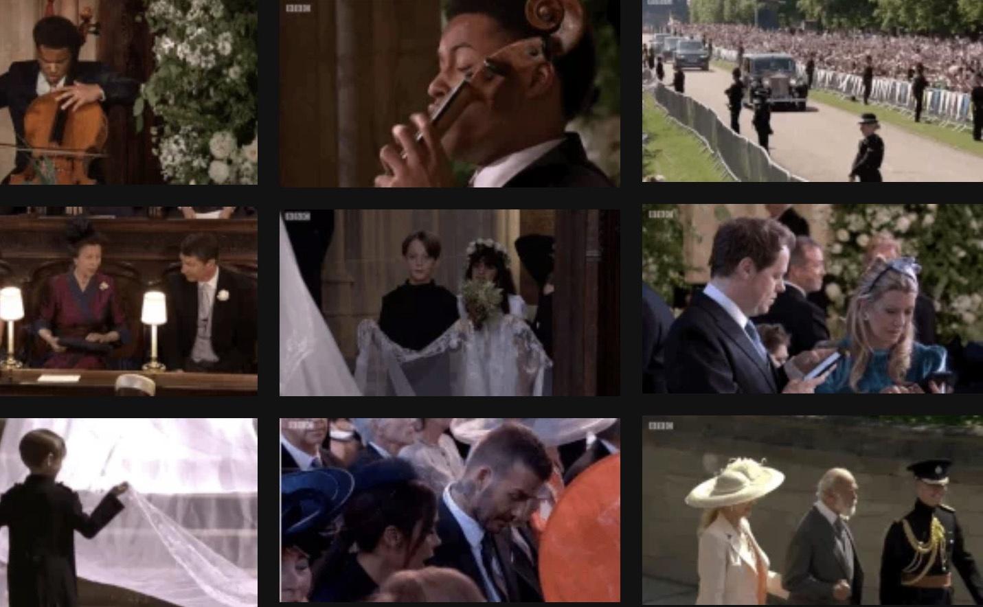 别人家的婚礼:人来了一次HDR直播