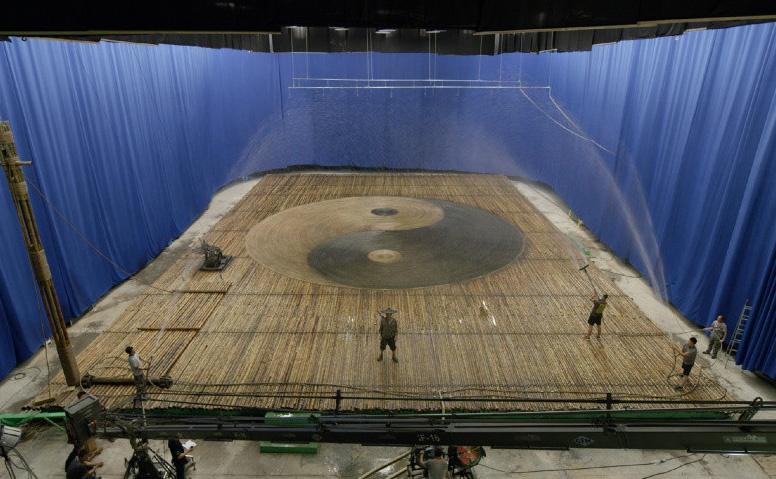 没想到《影》的特效镜头数量和难度这么大