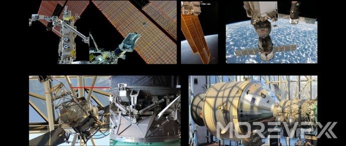 【TECH】MORE VFX 《一出好戏》视效花絮Part.2·卫星制作