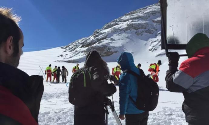 案例 | 《亲爱的翻译官》海拔3000米极地拍摄,专业团队火力全开