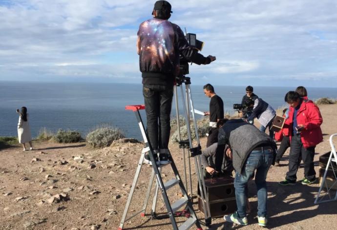 案例 | 《我与你的光年距离》从天空到海角,布列塔尼拍摄全记录